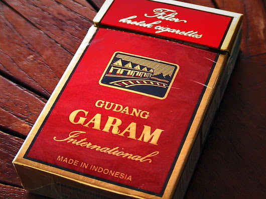 Eliquid Gudang Garam 30ml