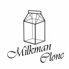 Eliquid Milkman Clone Rocky Cloud